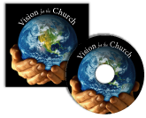 Vision for God's Church CD